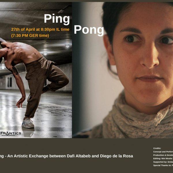 Ping Pong 27.4.2921